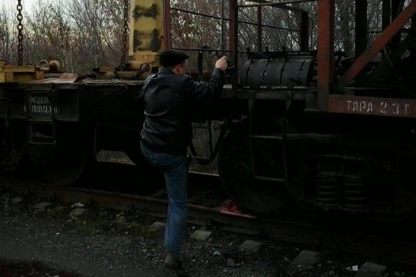 Отсутствие перехода вызывает серьезную угрозу жизни и здоровью жителей Шевыревки
