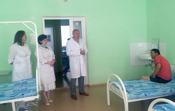 Действующий главный врач муз ровенская црб саратовской области