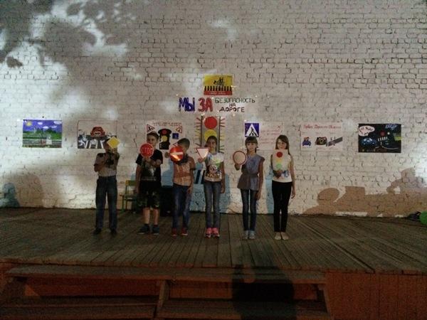 Детям из Балашова напомнили про безопасность на дорогах