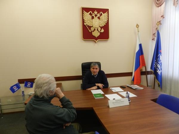 15-летие «Единой России» вТульской области отметят декадой приемов жителей