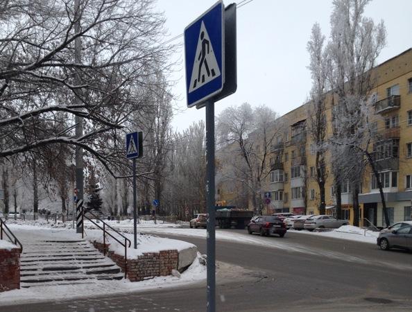 Благодаря работе партпроекта в Кировском районе установлены дополнительные дорожные знаки