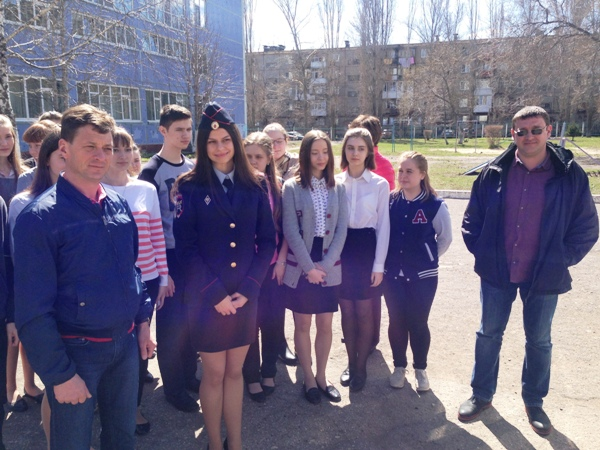 Саратовским школьникам рассказали о правилах дорожного движения