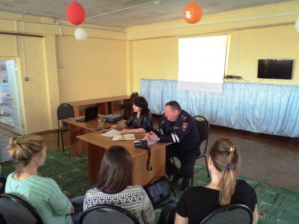 Вопросы безопасности на дорогах обсудили на родительском собрании в Красноармейске