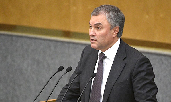 Вячеслав Володин иВалерий Радаев встретятся смуниципальными депутатами