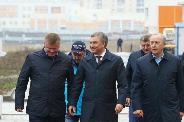 Фото пресс-службы Губернатора области